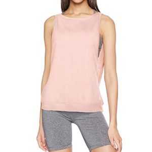 ASICS Frosted Rose Large Soft Touch Tank Top